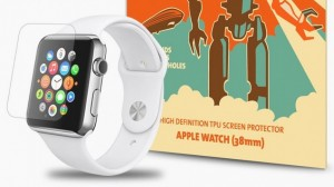 Mega Tiny Corp Apple Watch accessories for the screen
