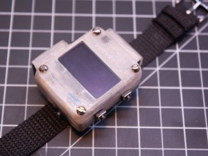 Open Source Smartwatch completed