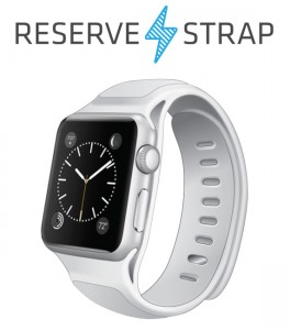 Reserve Strap Apple Watch accessories for better battery life