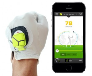 Zepp Golf Sensor wearables for golfers