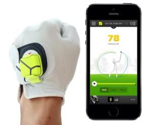 Zepp Golf Sensor wearables for golfers