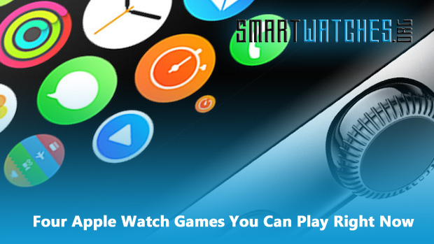 Apple Watch Games you can play