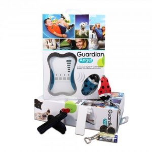 Guardian Angel GPS tracking kit for kids