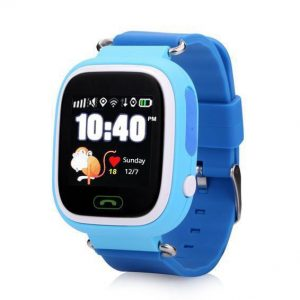Lil Tracker GPS watch