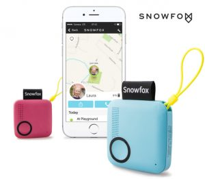 Snowfox phone and GPS tracker for kids
