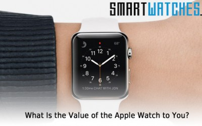 The Value Of the Apple Watch Depends On the Wearer