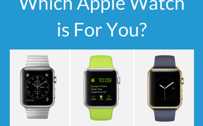 Which Apple Watch Should I Buy? (A Quiz)