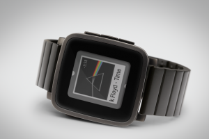 smartwatches with the best battery life Pebble Time Steel