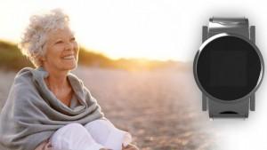 Unaliwear Kanega Watch senior wearables and GPS trackers