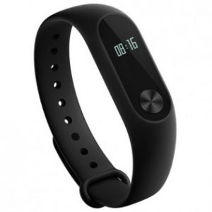 Xiaomi Mi Band 2 - fitness trackers for swimmers