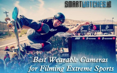 The Best Wearable Cameras for Filming Extreme Sports and Activities