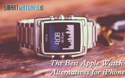 2015: The Best Apple Watch Alternatives for iPhone