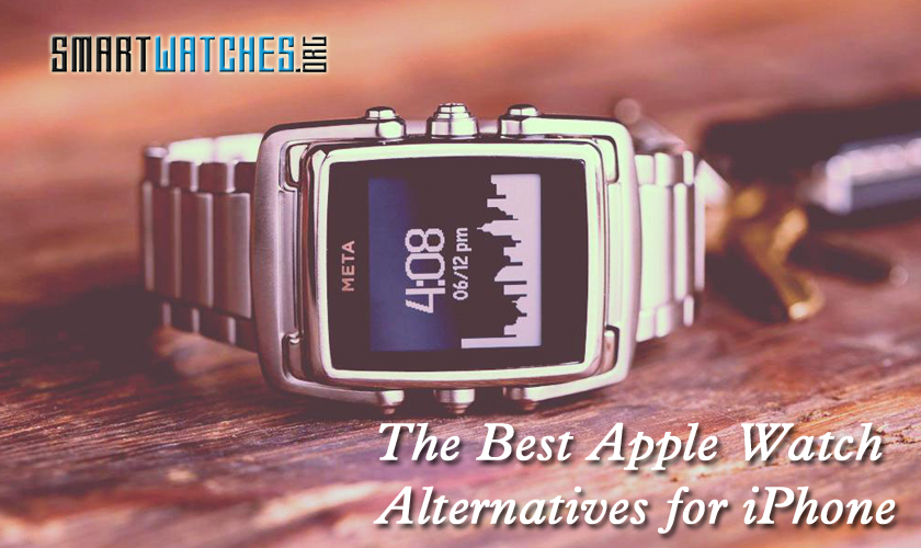 The Best Apple Watch Alternatives for iPhone
