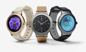LG Watch Style trio