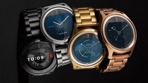 Olio Devices Model One smartwatches