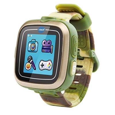 VTech-Kidizoom-Smartwatch-Camouflage-Online-Limited-Edition-0
