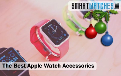 The Best Apple Watch Accessories for the Holidays