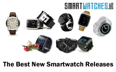 The Best New Smartwatch Releases Just In Time for the Holiday