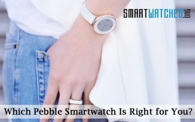 FAQ: Which Pebble Smartwatch Is Right for You?