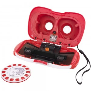 Mattel View-Master VR wearable tech for kids