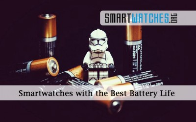 Smartwatches with the Best Battery Life
