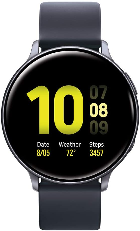 samsung galaxy active 2, 6 day battery life watch