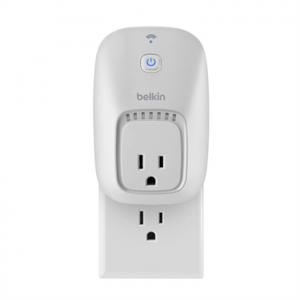 smart home tech Belkin WeMo Switch
