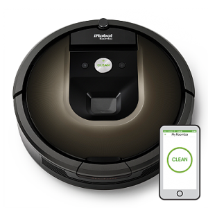 smart home tech Roomba 980
