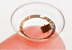 Unique Wearables like the Verily Smart Contact Lenses