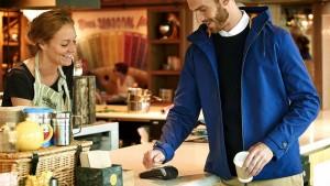 best wearable tech to make payments Lyle & Scott bPay jacket
