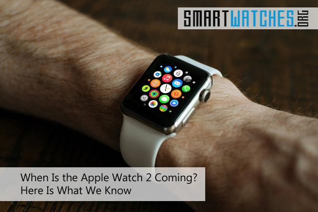 Apple Watch 2 Rumors Featured