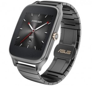 Asus ZenWatch 2 metal, one of the best android wear smartwatches 2016