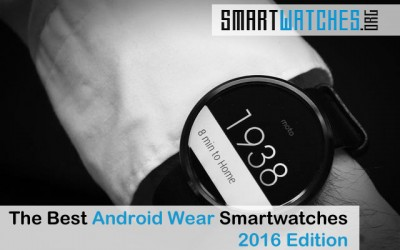 The Best Android Wear Smartwatches: 2016 Edition