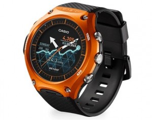 Casio Smart Outdoor Watch, one of the best android wear smartwatches 2016