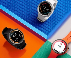 Moto 360 Sport color models, one of the best android wear smartwatches 2016