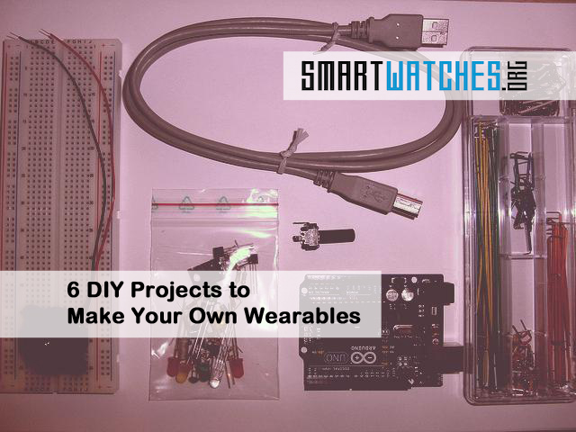 DIY projects to make your own wearables featured