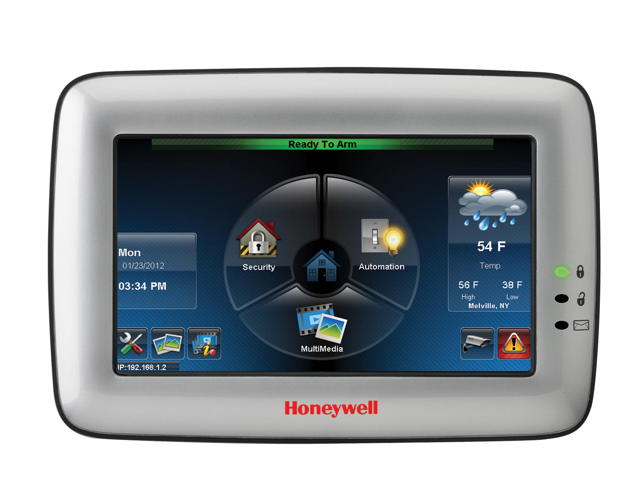 honeywell home security the best smart home security systems to protect your family 134