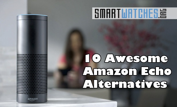 Amazon Echo Alternatives Featured