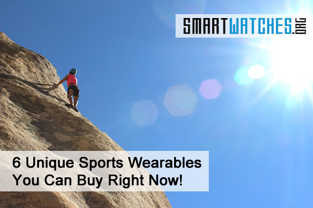 Unique Sports Wearables Featured