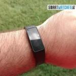 Striiv Fusion on wrist