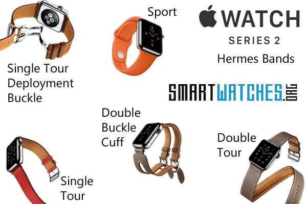 apple watch 2 vs apple watch hermes bands