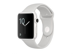 Apple Watch Series 2 with ceramic case