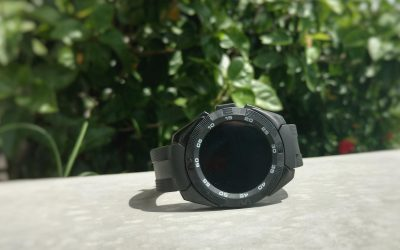 No 1 G5 Smartwatch Review
