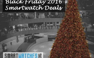 Black Friday 2016 Smartwatch Deals; Wearables and Fitness Trackers Too!