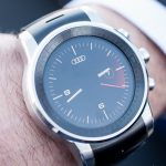 LG  G Watch R Pro Audi Smartwatch