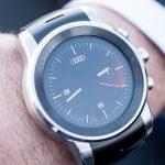 LG  G Watch R Pro Audi Smartwatch