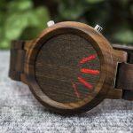 Kisai  Blade Wood Link Smartwatch