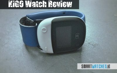 KiGO Watch Review: A Reliable GPS Tracker for Kids