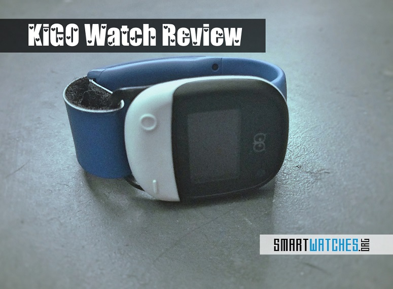 KiGO Watch Review: A Sturdy and Reliable GPS Tracker for Kids
