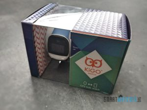 kigo watch in-packaging-from-the-side
